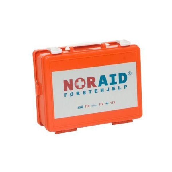 Noraid førstehjelpskoffert - liten