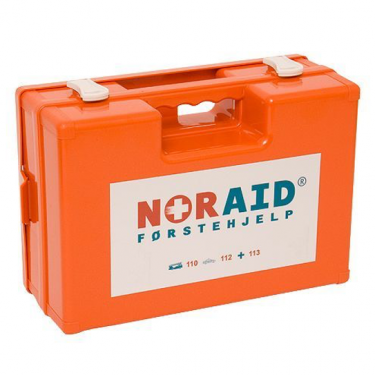 Noraid medium førstehjelpskoffert