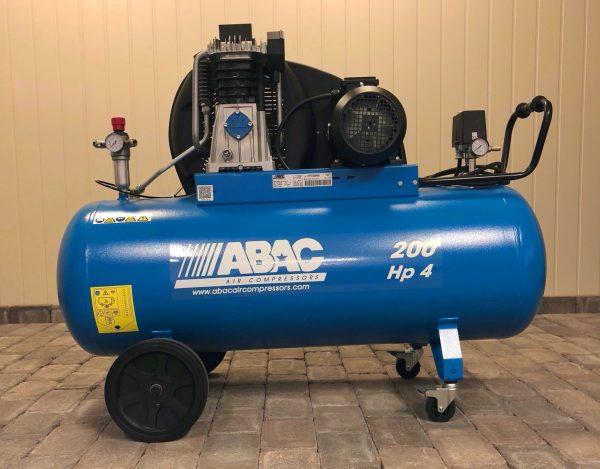 ABAC A49B 3 kW kompressor
