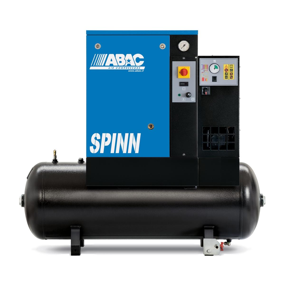 ABAC Spinn med tank og kjøletørke