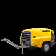 Transportabel kompressor