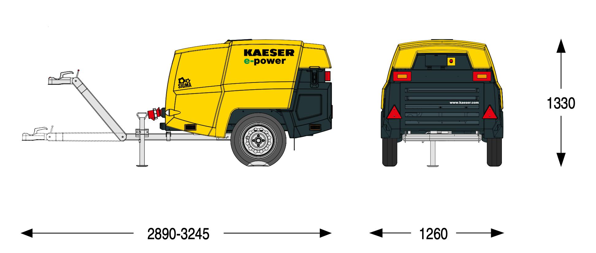 Kaeser M31E
