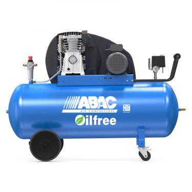 ABAC A39B Zero 200L oljefri kompressor