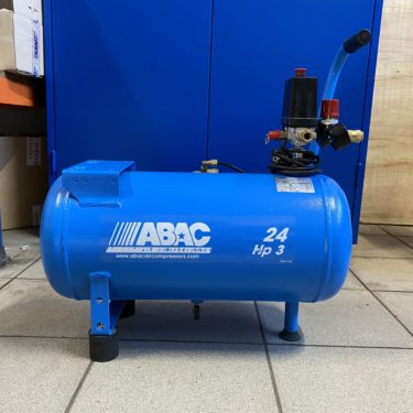 ABAC 24 liter tank