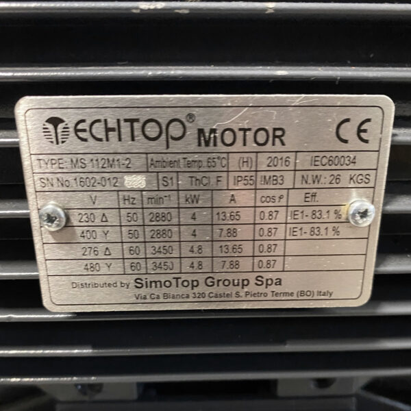 Elektromotor-4kw-4