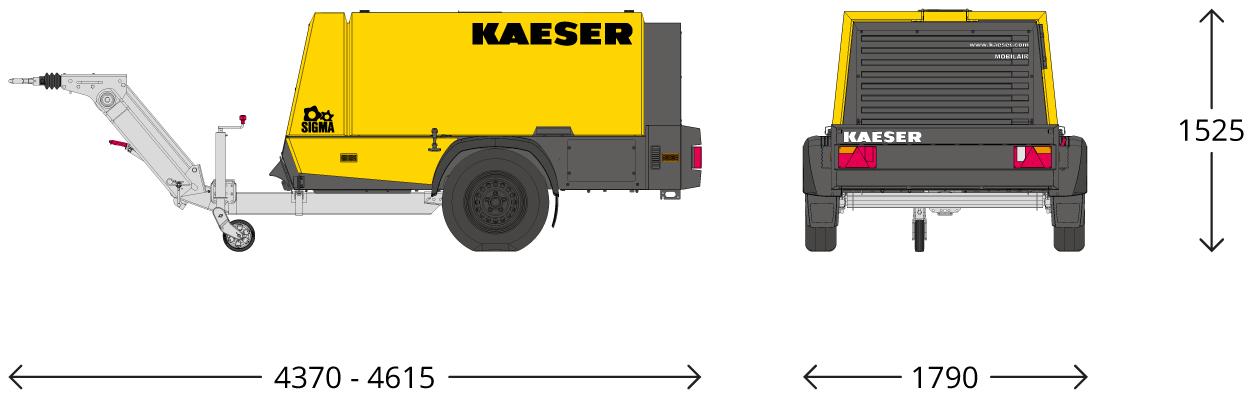 Kaeser-M82-maal